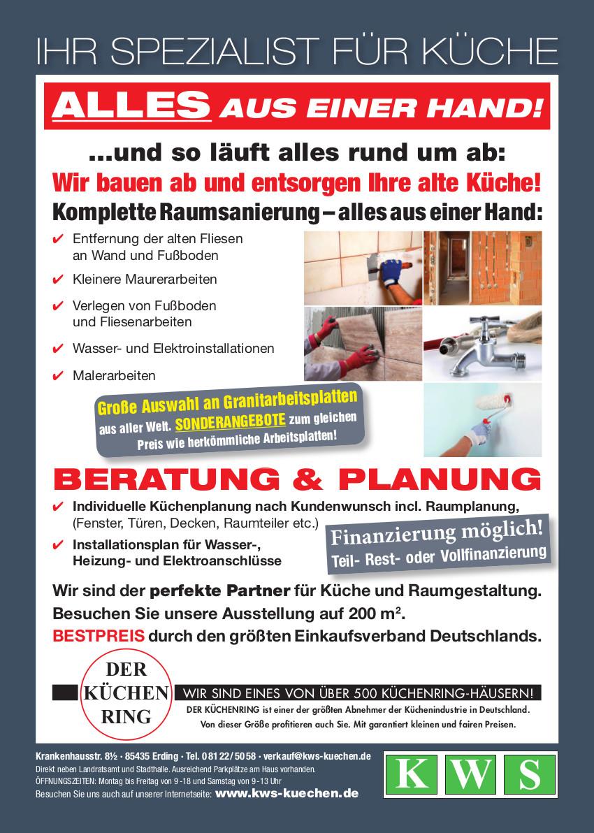 KWS Küchen Der Küchenspezialist