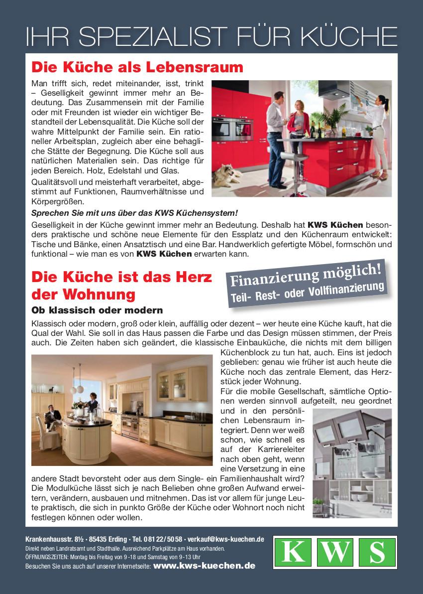 KWS Der Küchenspezialist