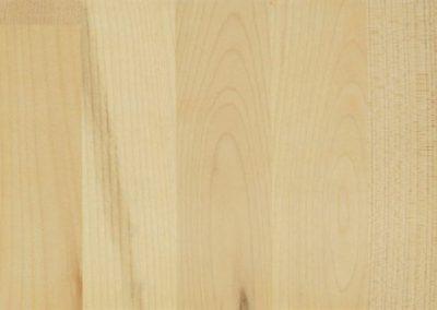 Massivholzarbeitsplatte ein wunderschönes Detail Ihrer Küche