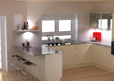 Kundenküche 1